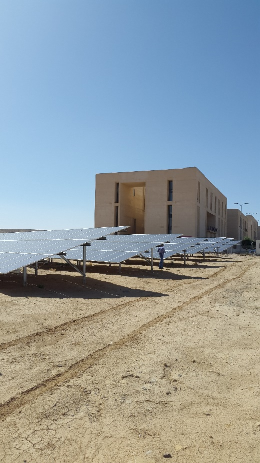 Winners of Jordan's Direct Proposal Schemes – PV projects